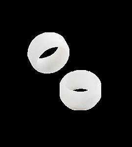 Teflónové objímky pre podušky