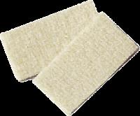 Štandardné čistiace podušky, 46 x 24 x 4 mm