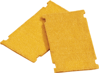 Čistiace podušky Poli-Pad XL, 90 x 50 x 2 mm