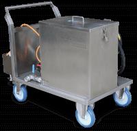 RWR Čistiace zariadenie trubiek, výmenníkov tepla a chladičov