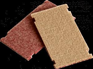 Štandardné čistiace podušky, 90 x 50 x 4 mm