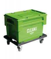 Clean Box s vekom, ponorným košíkom a brzdami